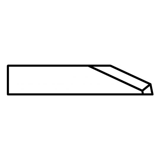 Blade Biesse compatible - 01039905 - Max cutting depth 12 mm