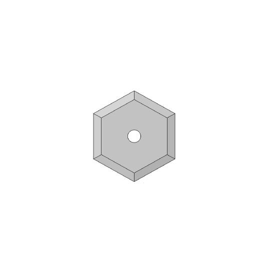 Blade - 01060215 - ø 36 mm - ø inside hole 5 mm