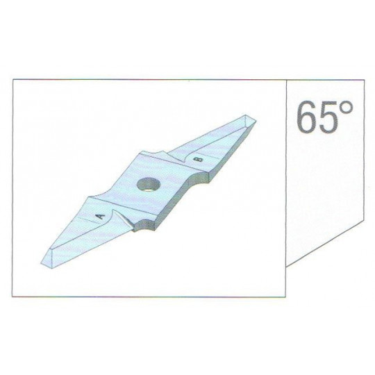 Blade Cutmax compatible - M2N 65 DH1A+ - 535 098 500