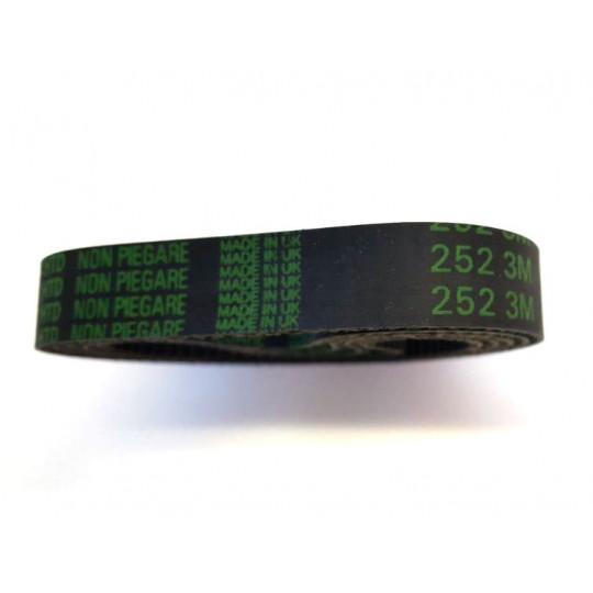 Drive belt Poggi 252x15 3M