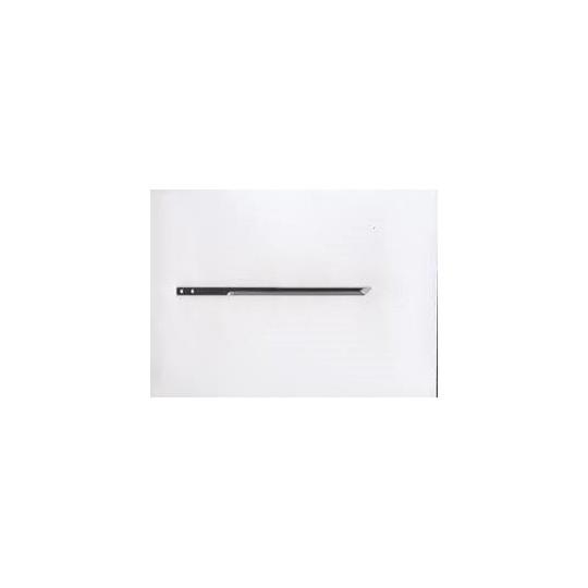 Flat blade Bullmer compatible - Code PK CK-02B - 105934 - Thickness 2 mm - Dim 169 x 6