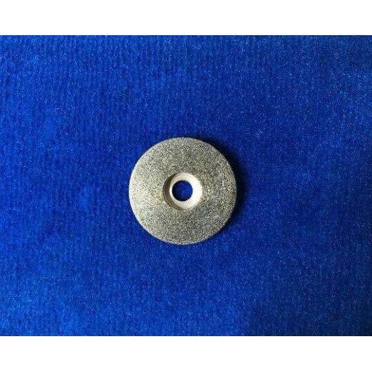 Silver grinding stone medium grit - 035105  - For Orox 6