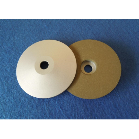 Frosted diamond grinding stone Investronica compatible - Ø 73 mm