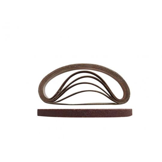 Abrasive belt Kuris compatible - Fine grit - 220 x 6 mm
