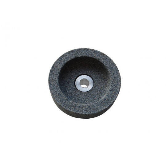 Black grinding stone with ring Kuris compatible - Ø 36 mm