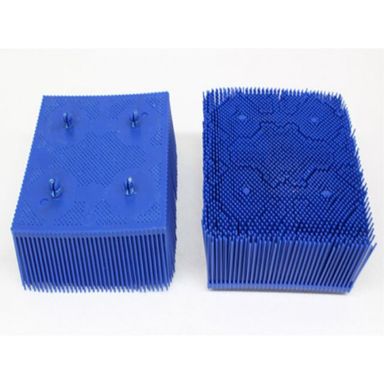 Poly bristle - 92910003 compatible with Gerber - Round mounting