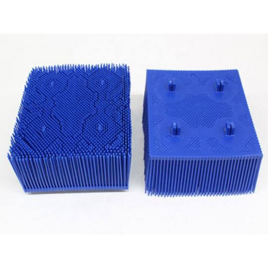 Poly bristle - 92910002 compatible with Gerber - Round mounting