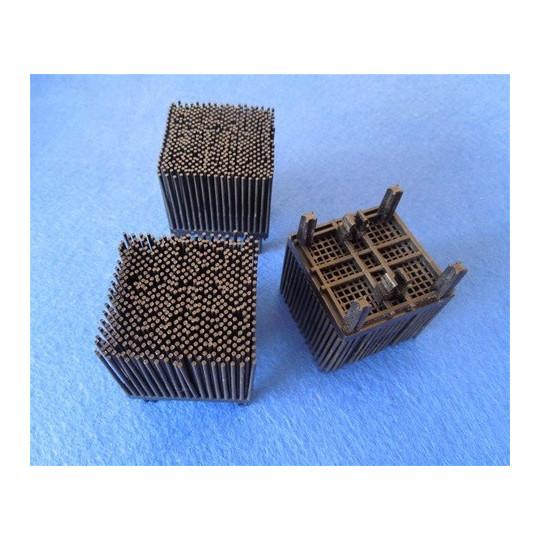 Black blister FK Group compatible - Dim 50 x 50