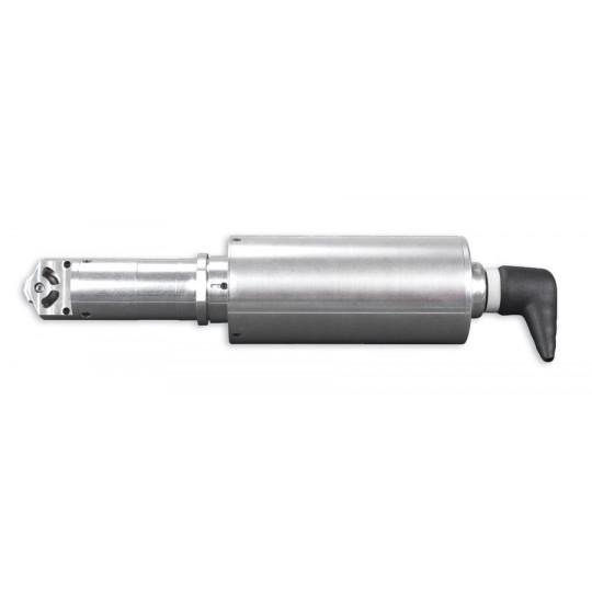 Motorized rotative cutter