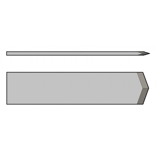 Blade Lasercomb compatible - 303610 - Max. cutting depth 1 mm
