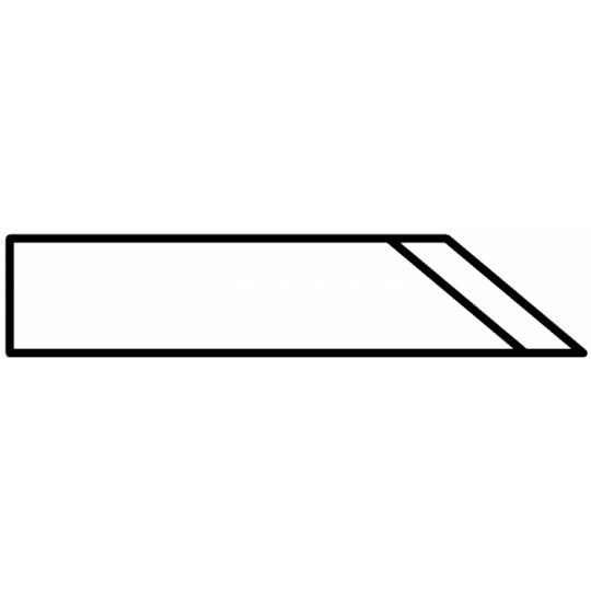 Blade Lasercomb compatible - 45° - 309561 - Max. cutting depth 9 mm