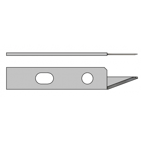 Blade Lasercomb compatible - 307742 - Max. cutting depth 9 mm