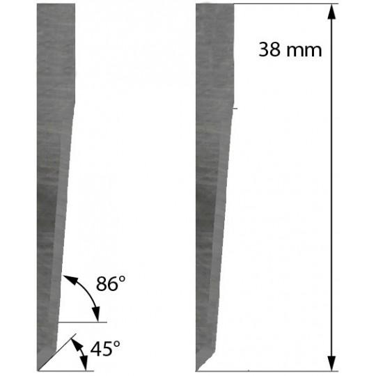 Blade 500-9815 Summa compatible - Z28 - Max. cutting depth 18 mm