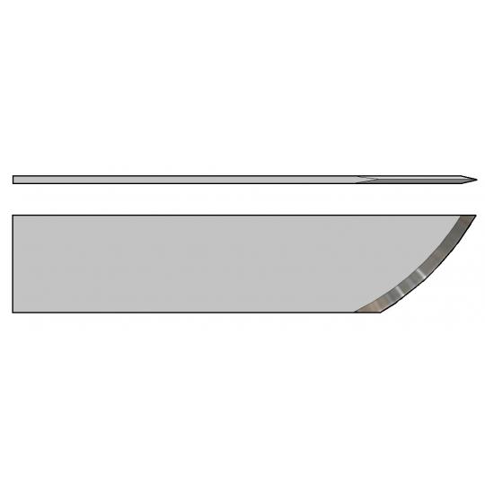 Blade Lasercomb compatible - Max. cutting depth 8.5 mm