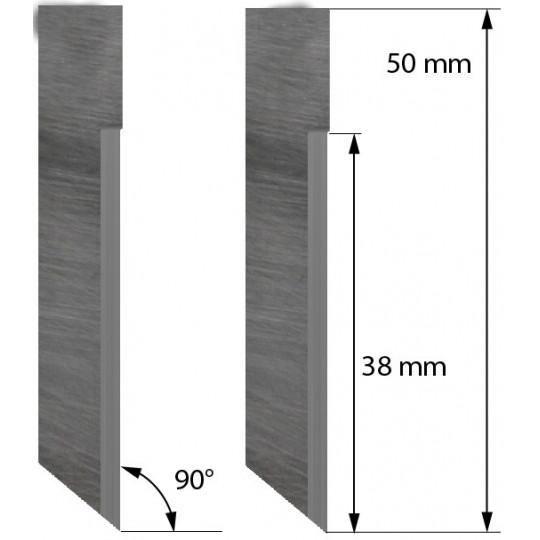 Blade 5006045 Delta Diemaking compatible - Z71 - Max. cutting depth 16/18.4 mm