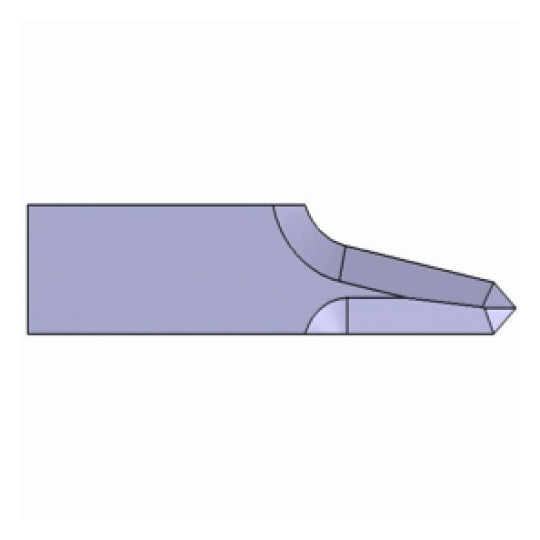 Blade Ronchini compatible - 01043600 - Max. cutting depth 16 mm