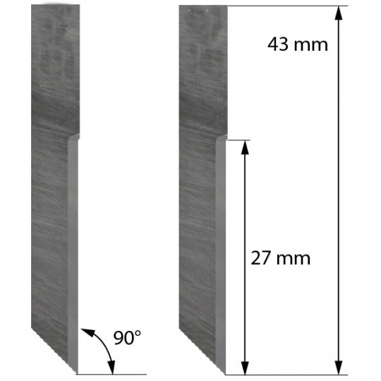 Blade 5005642 Balacchi compatible - Z70 - Max. cutting depth 15.6 mm