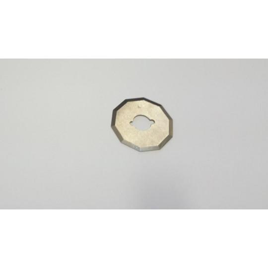 Rotative blade Ø 28 mm SCM compatible - ø inside hole 5 mm