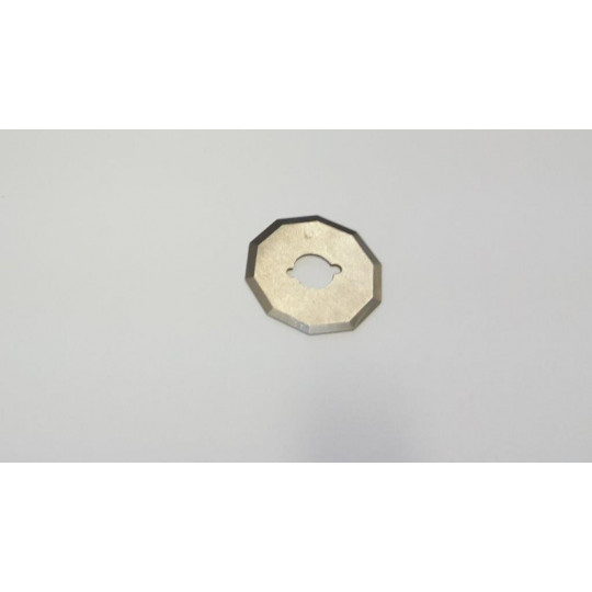 Rotative blade Ø 25 mm SCM compatible - ø inside hole 8 mm