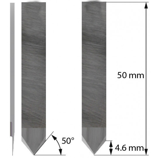 Blade Aoke-Kasemake compatible - Z83 - Max. cutting depth 4.6 mm