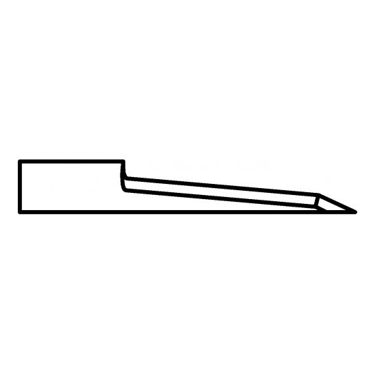 Blade BNZ Technology compatible - 01039907 - Max cutting depth 20 mm