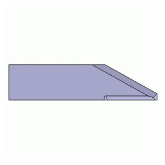 Blade BNZ Technology compatible - 01R43855 - Long duration - Max cutting depth 5 mm