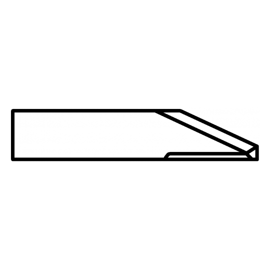 Blade BNZ Technology compatible - 01030730 - Max cutting depth 5 mm