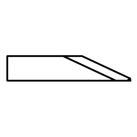 Blade BNZ Technology compatible - 01039896 - Max. cutting depth 5 mm