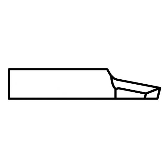 Blade BNZ Technology compatible - 0103B998 - Max cutting depth 3 mm
