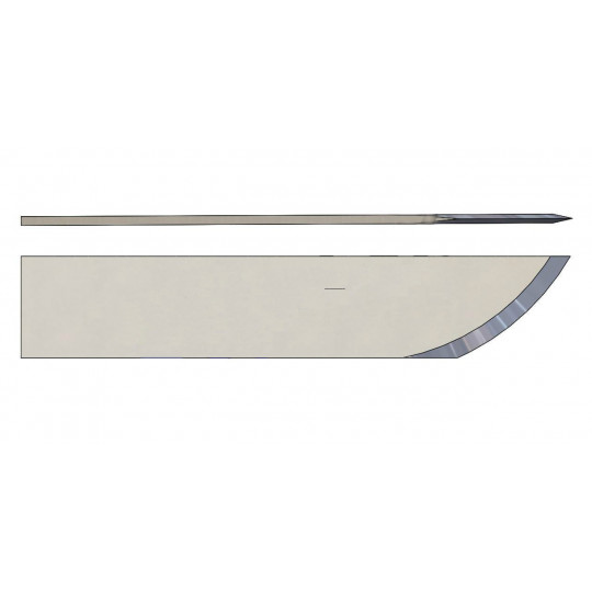 Blade 05.60.010 Eclede compatible - Max. cutting depth 6 mm
