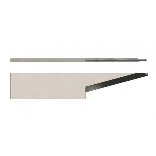 Blade 05.60.007  Eclede compatible -Max. cutting depth 11 mm