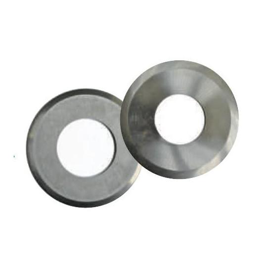 Circular blade cut stripe HSS - Cut 2 sides - Max. cutting depth 1 mm - Ø hole 40 mm - Ø 80 mm