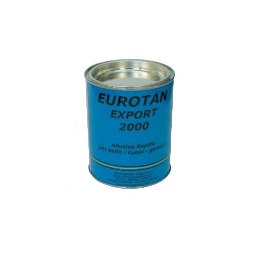 Transparent adhesive for leather 860 gr