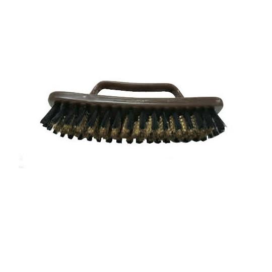 Black brush for chamois