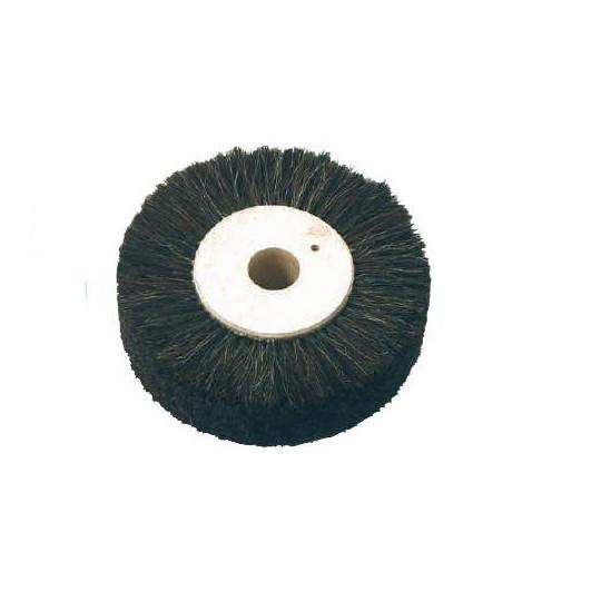 Brush hair h 46 mm Ø 180 mm - 425.1558