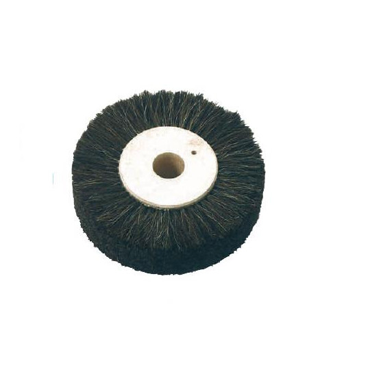 Brush hair h 55 mm Ø 220 mm - 425.1561