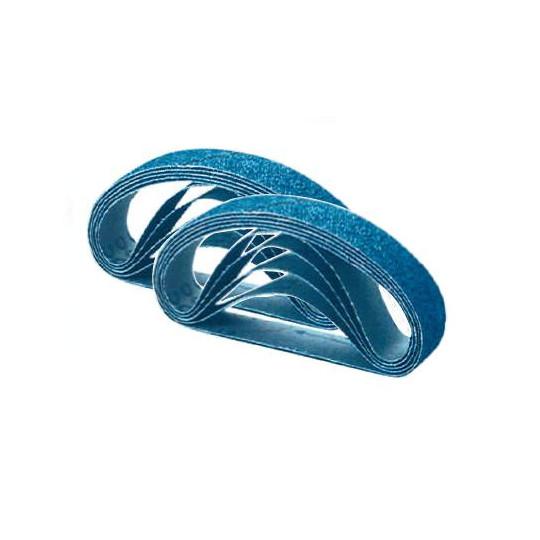 Deer zirconio bands - 440 x 70 mm - Grit 100