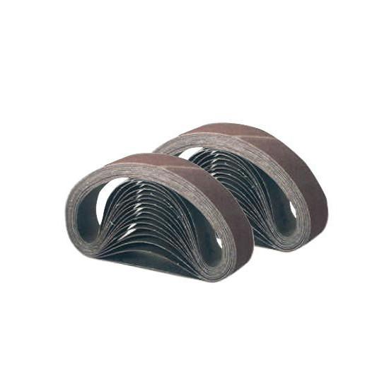 Awuko resined canvas abrasive band KT-62 - 440 x 35 mm grit 150