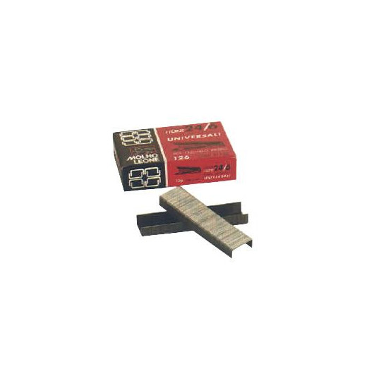 Staples 126 h 6 mm for Leone 638/1 - 329.7738