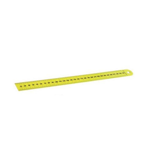 Graduated ruler Germany 1000 mm h 25 mm