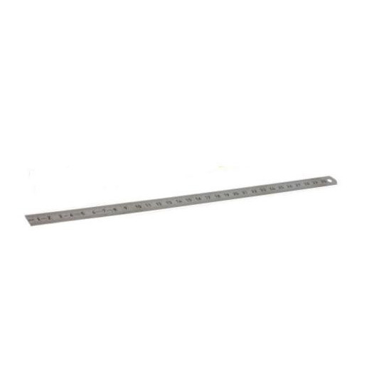 Graduated ruler Germany Slim 300 mm h 18