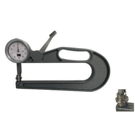 Tool to measure thickness flat - Max. dimension 30 mm - Depth 200 mm