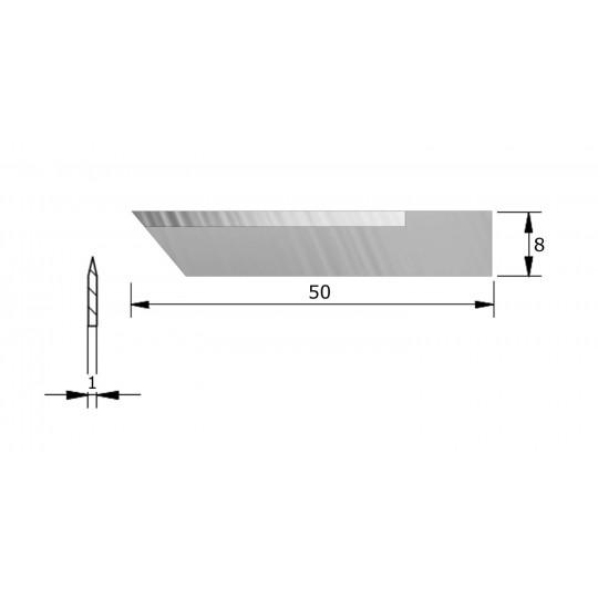 Blade CE71 - Max. cutting depth 11.8 mm