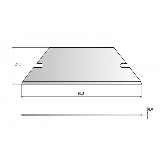 Blade CE230 - Max. cutting depth 30 mm
