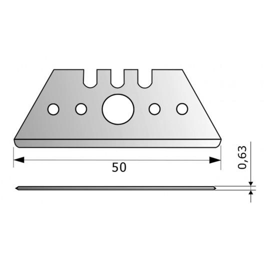 Blade CE307 - Max. cutting depth 50 mm