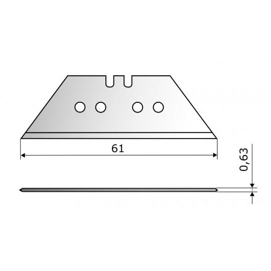 Blade CE4485 - Max. cutting depth 61 mm
