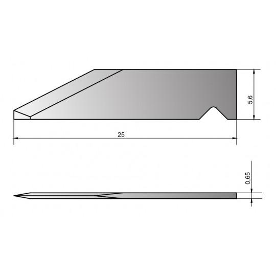 Blade CE138313 - Max. cutting depth 8 mm