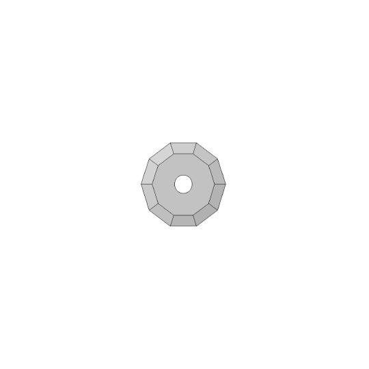 Blade 01060676 Atom compatible - ø 36 mm - ø inside hole 5 mm