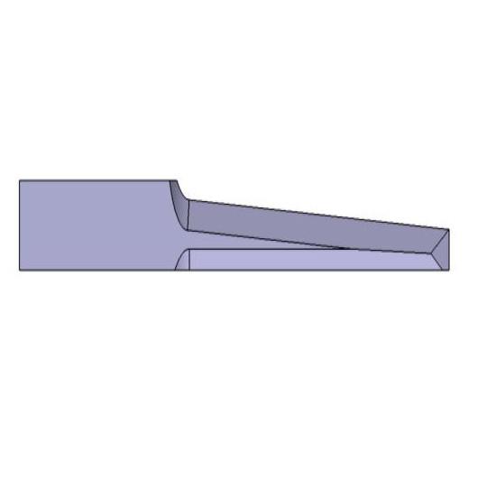 Blade 01047108 Atom compatible - Max. cutting depth 23 mm