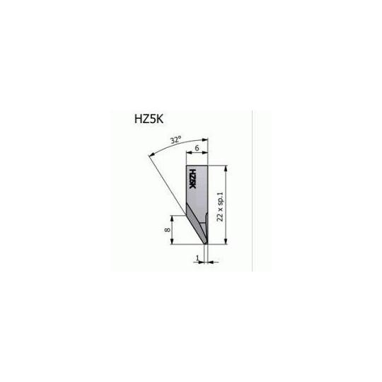 Blade Comelz compatible - HZ5K
